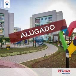 Apartamento com 2 dormitórios para alugar, 49 m² por R$ 500,00/mês - Uvaranas - Ponta Gros
