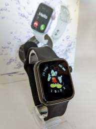 Relógio Smartwatch T5s- Azul<br><br>Relógio Smartwatch T5s- Azul