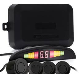 Sensor de Estacionamento com Display Sonoro