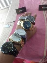 Relógio masculino novos enviamos todo Brasil