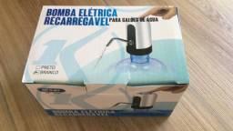 Bomba Eletrica (Filtro de água p/ galão)