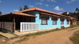 Vendo excelente casa mobiliada em Tiradentes.