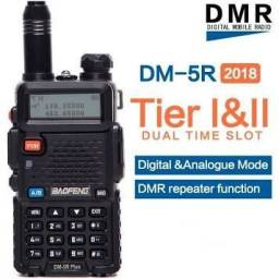 Dm 5r Plus radio digital e analógico