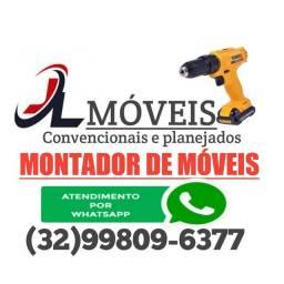 MONTADOR DE MÓVEIS instalações e manutenções
