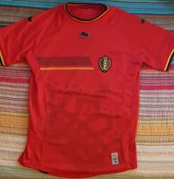 Camisa Bélgica Copa do Mundo 2014 original jogador