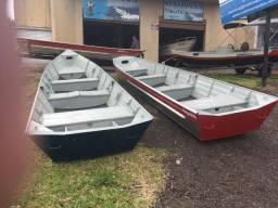 Barcos de aluminio novos