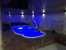 Casa Setor cidade Vera Cruz com piscina R$ 273.000