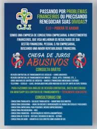 CHEGA DE PAGAR JUROS E MULTAS ABUSIVAS.