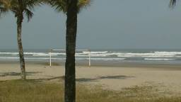 Casa na praia de Bertioga.
