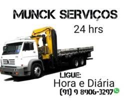 Plataforma MUNCK SERVIÇOS 24hrs
