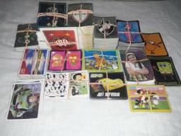 !álbum e figurinhas (leia a descrição)!