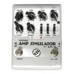 Pedal - Amplificador NIG (Simulador)