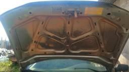 Portas,capô e tampa tampa traseira do palio 2 portas - 2000
