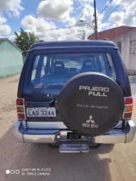 Pajero Full Diesel 2.8 4x4 7 Lugares - 1995