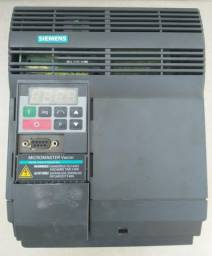 Inversor De Frequencia 7,5cv 380 V Siemens Vector