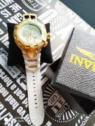 Relógio Invicta ThunderBolt White