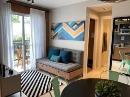 Apartamento de 2 quartos em Irajá com varanda,vaga, lavanderia e lazer completo!