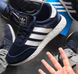 Tênis Adidas Iniki Várias Cores Disponíveis Promoção de Natal 50% OFF