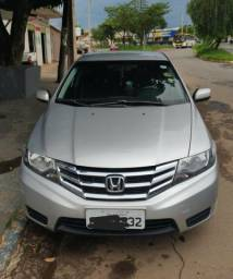 Honda City 13/13 prata - 2013