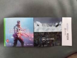 Battlefield V Deluxe Ed + Battlefield 1943 + 1 Mês Ea Access