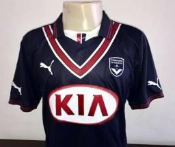 Camisa Bordeaux Home 2013-14 Colecionador França Importada Raridade d5171d000126c