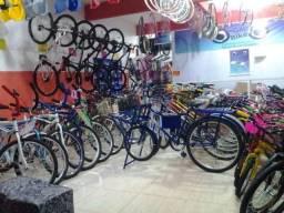 Passo Loja de Bicicletas Montada
