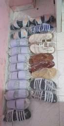 Pacote de 20 pares de sandalias