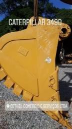 Concha de Escavadeira Caterpillar 349D