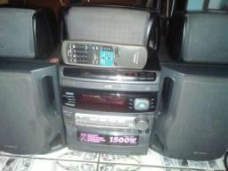 System Aiwa NSX-AV88