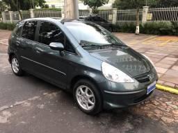 Honda Fit AUT - Única Dona - Completo - 2008