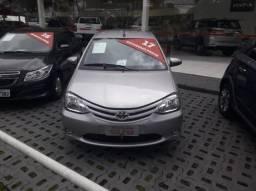 Toyota Etios 1.5 Xs 16v Flex 4p Manual 4p 4P - 2017
