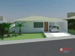 Título do anúncio: Casa com 4 dormitórios à venda, 151 m² por R$ 739.500,00 - Várzea - Lagoa Santa/MG