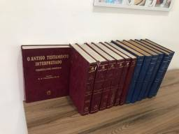 Novo Testamento e antigo interpretado