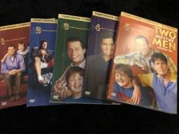 Coleção DVD Two And a Half Men