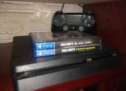 Playstation 4 slim 1 TB - LEIA A DESCRIÇÃO