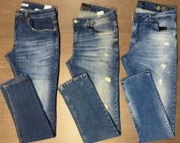 Calças jeans masculina ( entregamos)