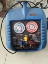 Recolhedora gas refrigerante