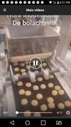 Máquina de bolachas