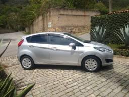 Ford New Fiesta 1.5 - Manual - Prata -Perfeito Estado - Única dona