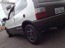 Uno 1.6R turbo legalizado