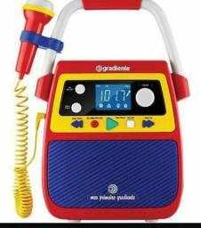 Rádio meu primeiro gradiente