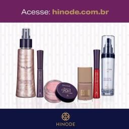 Maquiagens Hinode até 50%