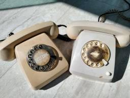 Telefone Antigo Funcionando