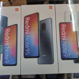 Promoção de Lançamento.Redmi Note 9 Da Xiaomi.lacrado com garantia e entrega