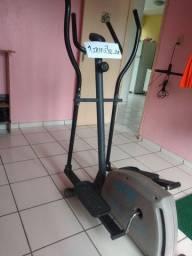 Bicicleta ergométrico / simulador de caminhada
