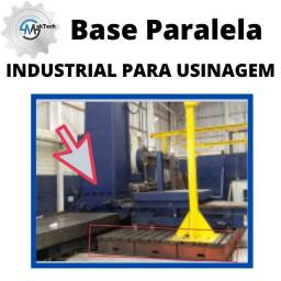 Base Paralelas Industriais para Usinagem