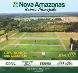 Nova Amazonas 1 e 2