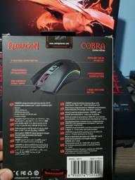 Mouse gamer Cobra 10.000 DPI