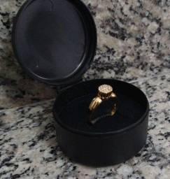 Anel Chuveiro em Ouro 18 k