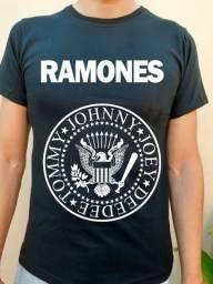 Camiseta Banda RAMONES